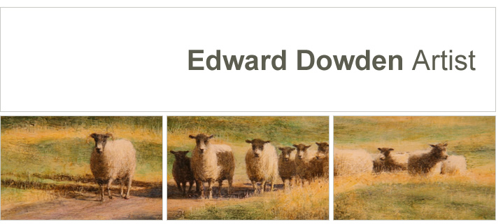 edward dowden home banner