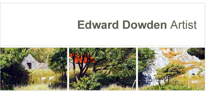 edward dowden for sale banner